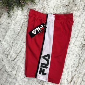 [FILA] Activewear Shorts Size 10/12